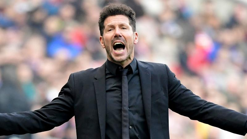 Atletico started beating Liverpool on the roundabout! - Simeone
