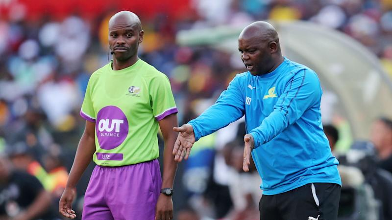 Pitso Mosimane names clubs Sundowns would like to avoid in the Caf Champions League