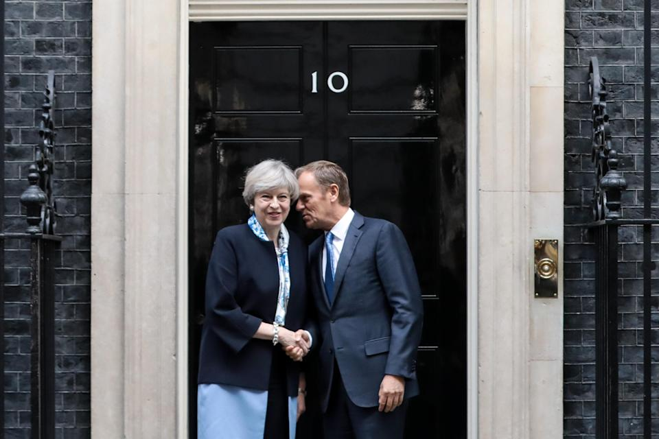 President of the European Council Donald Tusk has said that Brexiteers who didn't make plans for the UK's departure deserve 'a special place in hell' (Getty Images)