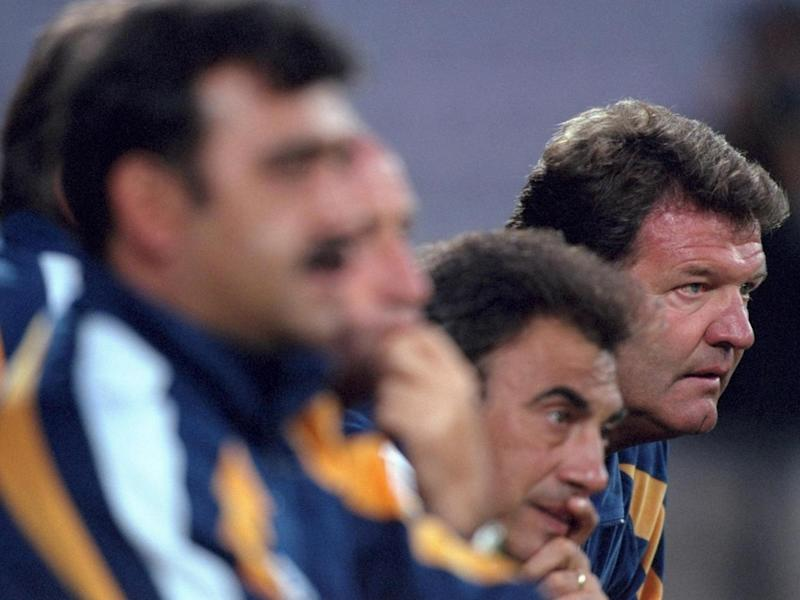Toshack was sacked by Madrid for a second time in 1999 (Getty)