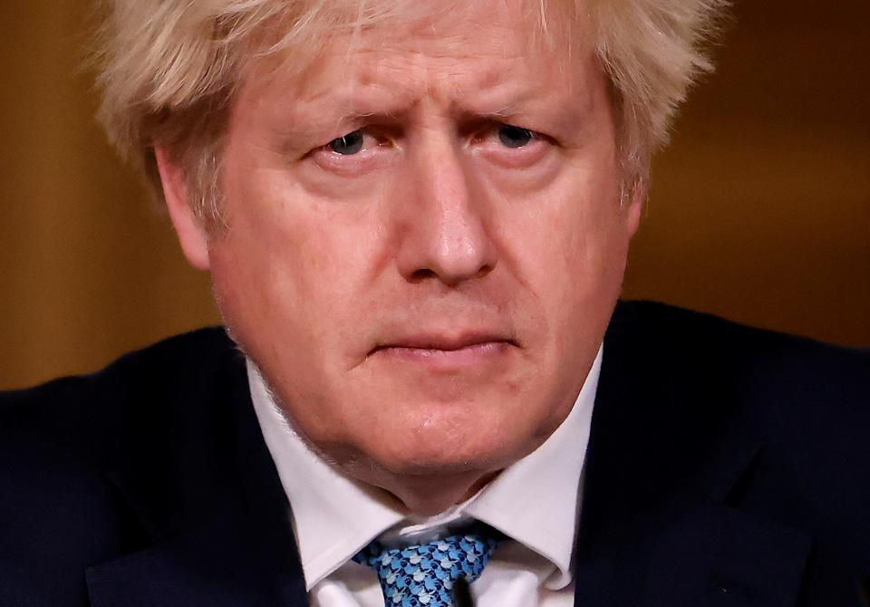 Prime Minister Boris Johnson said he will take a stand against whaling, according to a report. Source: Reuters