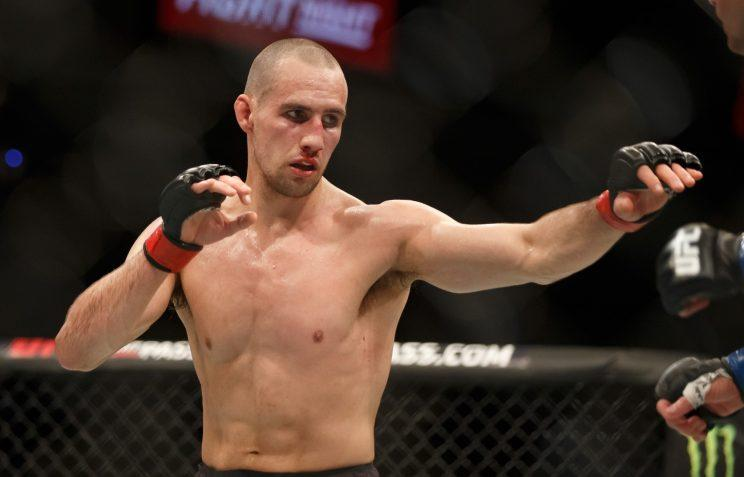 Rory MacDonald lost his last two UFC fights. (Getty)