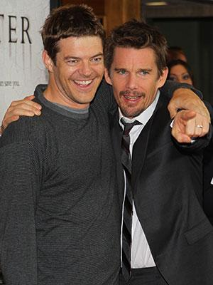 Jason Blum and Ethan Hawke