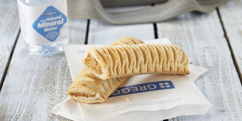 Greggs Has Teamed Up With Just Eat For Nationwide Delivery