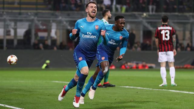 Aaron Ramsey felt Arsenal responded to some of their recent critics with a diligent display and an important result against AC Milan.