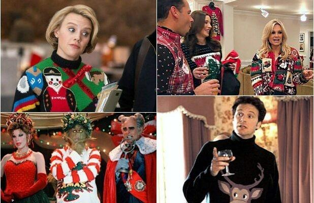 20 Ugly Christmas Sweaters on TV and in Film, From 'Real Housewives' to 'Step Brothers' (Photos)
