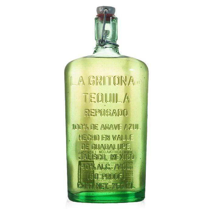 """<p><strong>La Gritona </strong></p><p>bittersandbottles.com</p><p><strong>$22.00</strong></p><p><a href=""""https://www.bittersandbottles.com/products/la-gritona-reposado-tequila?_pos=1&_sid=1ae780b4b&_ss=r"""" rel=""""nofollow noopener"""" target=""""_blank"""" data-ylk=""""slk:BUY NOW"""" class=""""link rapid-noclick-resp"""">BUY NOW</a></p><p>Melly Barajas Cárdenas distills the 100% blue agave tequila in Jalisco, Mexico from mature agave plants grown in iron-rich soil. Each step of distilling is carefully overseen by a small group of local women and is bottled in hand-blown recycled glass. This makes for a great sipping tequila and has a nice round finish.</p>"""