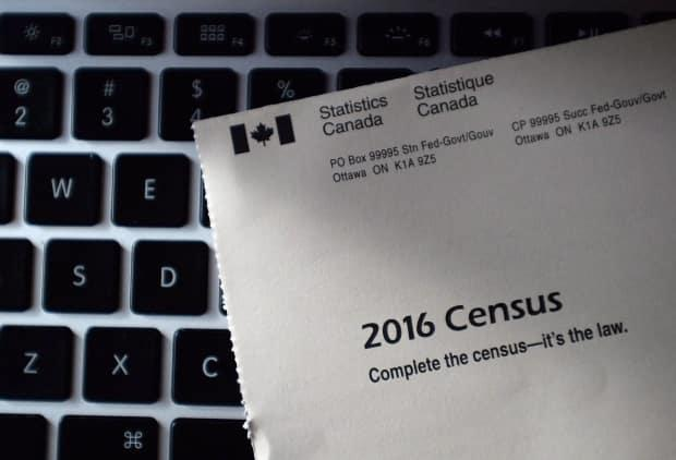 An image of a 2016 census. The 2021 census will be the first time the territories will have local enumerators, instead of having a team flown in from the South to collect data. (Sean Kilpatrick/The Canadian Press - image credit)