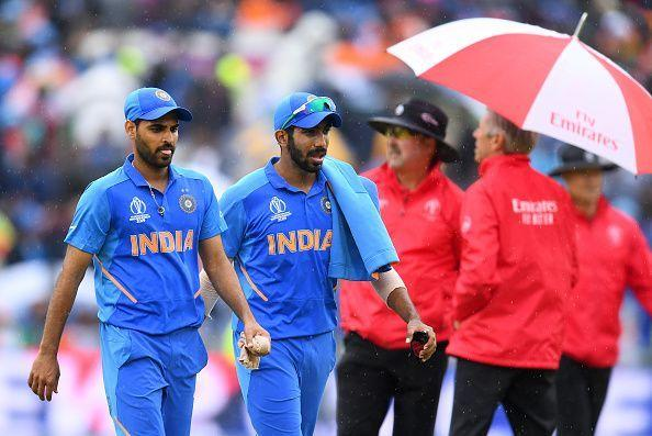 With Bhuvneshwar and Bumrah in the team, there was no place for Deepak Chahar during the World Cup