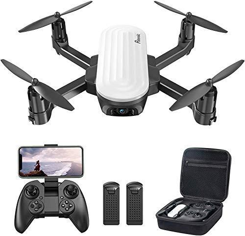 Save $10 on a 2K camera drone that's so compact, it folds up to the size of a smartphone!