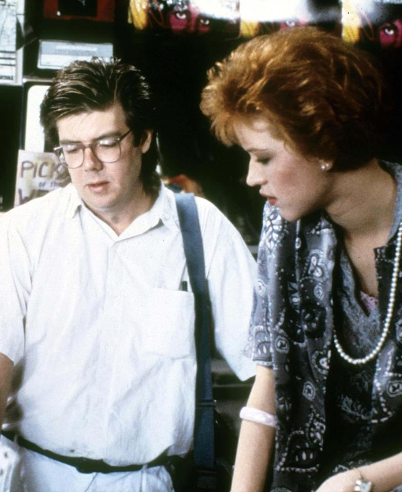 "Molly Ringwald (1968) and John Hughes (1950) were both born on this day. Hughes directed Ringwald in two of the biggest hits of the '80s, ""Sixteen Candles"" (1984) and ""The Breakfast Club"" (1985)."