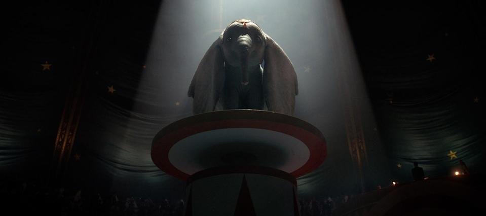 Dumbo could be the worst performing live-action remake