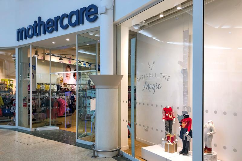 Mothercare announces plans for administration [Photo: Getty]