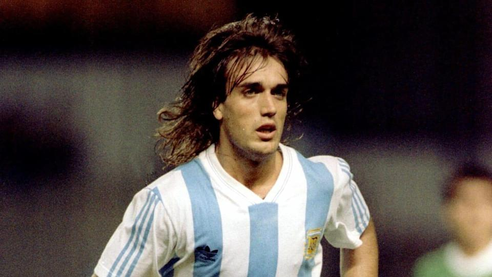 GABRIEL BATISTUTA | Shaun Botterill/Getty Images
