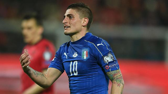 Barcelona are reportedly chasing Marco Verratti, but Marquinhos is confident the Italy international will remain with PSG.