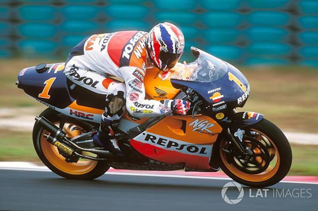"1999. Mick Doohan <span class=""copyright"">Gold and Goose / Motorsport Images</span>"