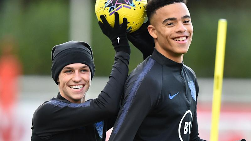 Foden and Greenwood can be England stars for a long time, says Southgate
