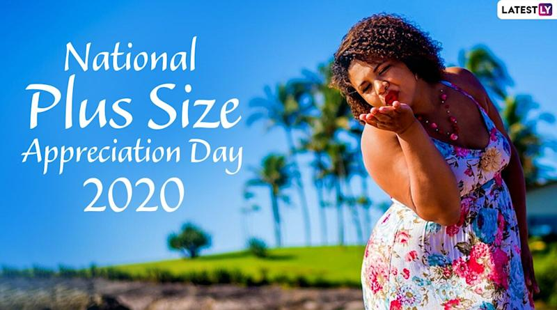 National Plus Size Appreciation Day 2020 Date And Significance: Know The History of the Day That Celebrates Beautiful People Breaking Stereotypes