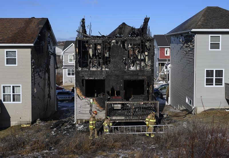 Halifax fire claims seven Syrian refugee children: 'Everyone is devastated'