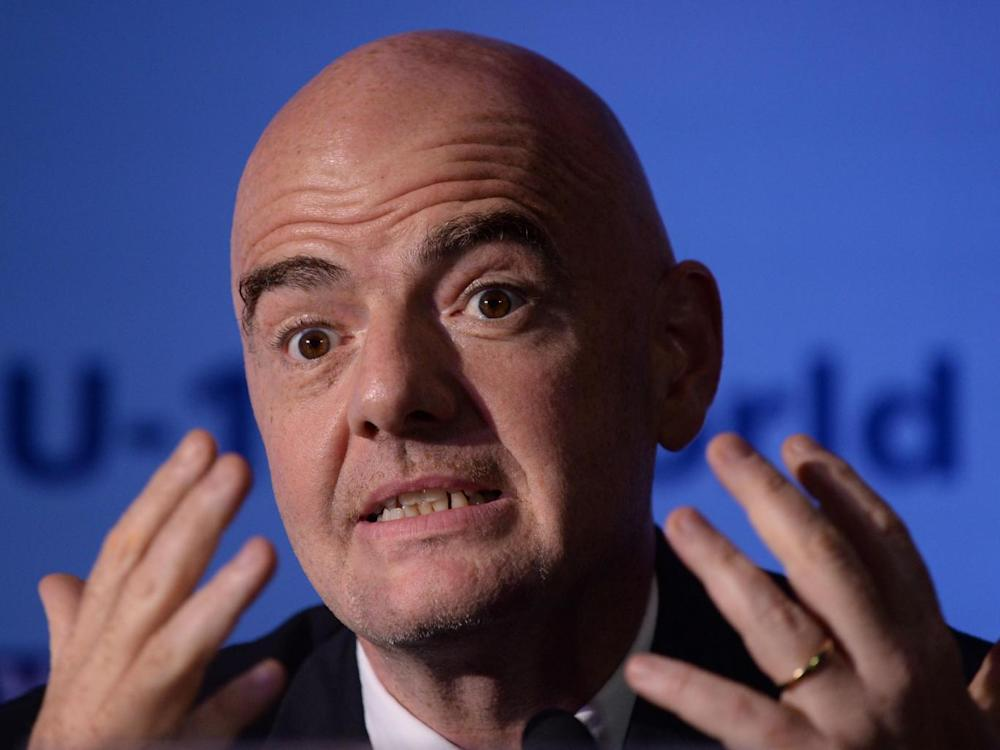 New Fifa president Gianni Infantino wants more transparency (Getty)