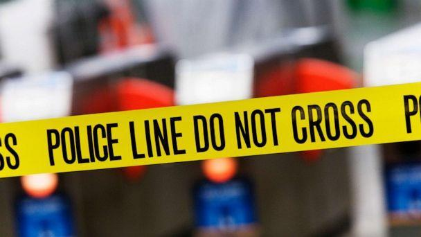 PHOTO: Police tape is pictured in this undated stock photo. (STOCK PHOTO/Getty Images)
