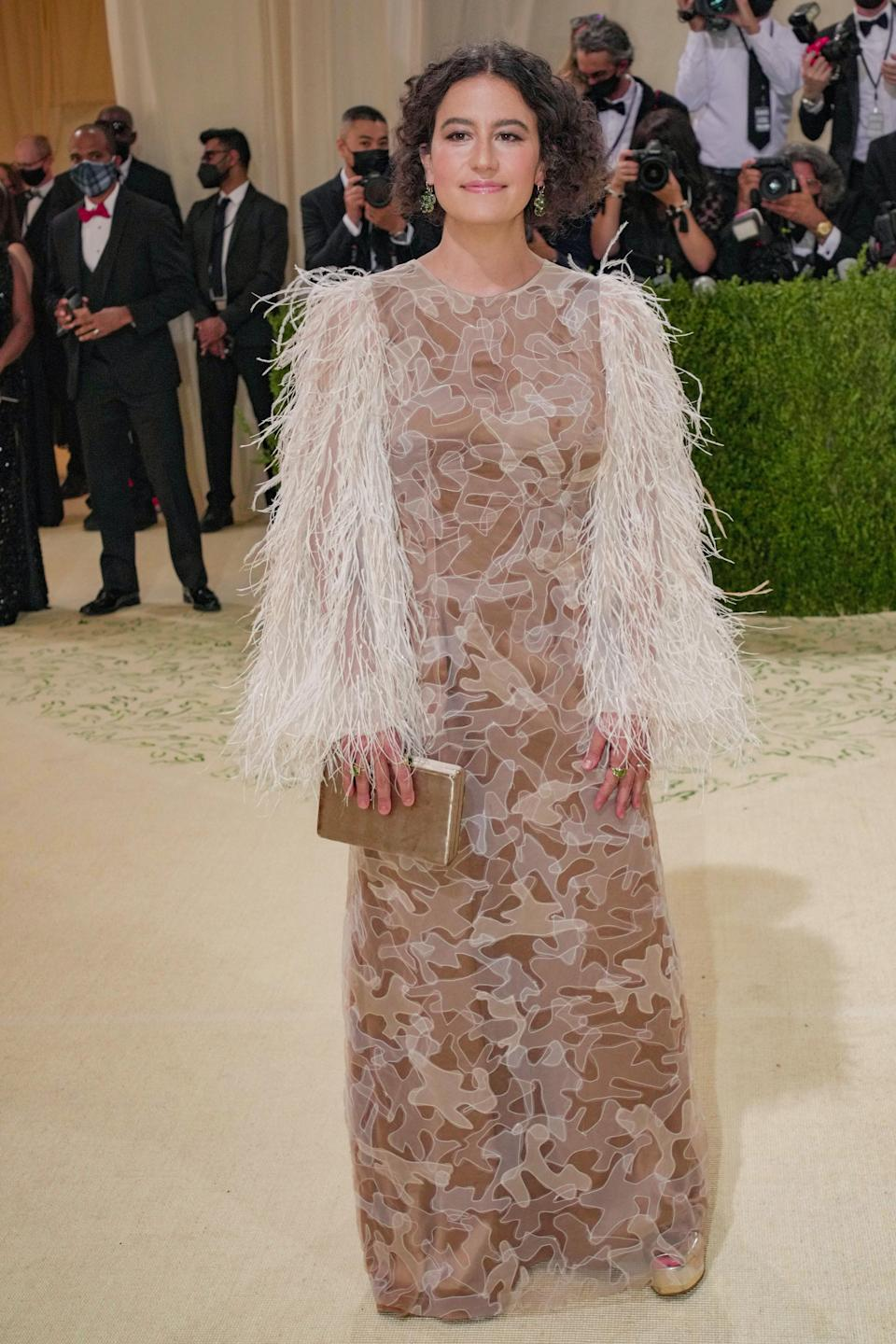 """<h1 class=""""title"""">The 2021 Met Gala Celebrating In America: A Lexicon Of Fashion - Arrivals</h1><cite class=""""credit"""">Getty</cite>"""