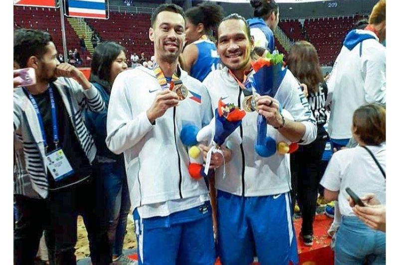 Cebuano big man Greg Slaughter ready to suit up for Gilas