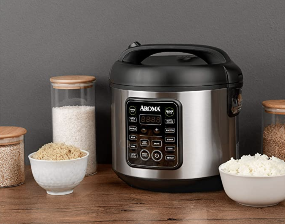 Aroma Housewares ARC-5200SB 2O2O. (PHOTO: Amazon)