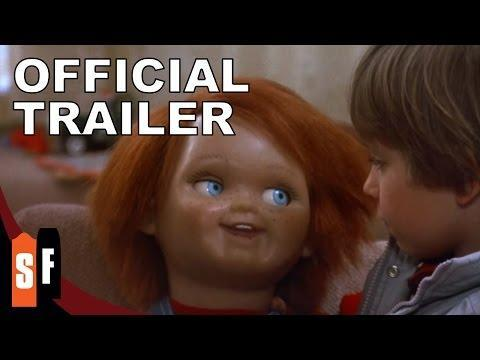 """<p><em>Child's Play </em>launched the famed """"Chucky"""" character, a creepy doll-turned-murderer. This slasher was such a success that it spawned five sequels. </p><p><a class=""""link rapid-noclick-resp"""" href=""""https://www.netflix.com/browse/genre/8711?bc=34399&jbv=372195&jbp=2&jbr=7"""" rel=""""nofollow noopener"""" target=""""_blank"""" data-ylk=""""slk:Watch Now"""">Watch Now </a></p><p><a href=""""https://www.youtube.com/watch?v=sjiyV8mtXiU"""" rel=""""nofollow noopener"""" target=""""_blank"""" data-ylk=""""slk:See the original post on Youtube"""" class=""""link rapid-noclick-resp"""">See the original post on Youtube</a></p>"""