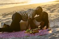 """<p>Commitment-phobic singles from all over the world are put together in paradise, but told they're not allowed to have sex to try to get them to create more meaningful connections.</p> <p><a href=""""https://www.netflix.com/title/80241027"""" class=""""link rapid-noclick-resp"""" rel=""""nofollow noopener"""" target=""""_blank"""" data-ylk=""""slk:Watch Too Hot to Handle on Netflix now"""">Watch <strong>Too Hot to Handle</strong> on Netflix now</a>.</p>"""