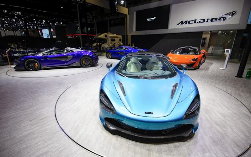 Is China leading the world with a revival in luxury car sales?