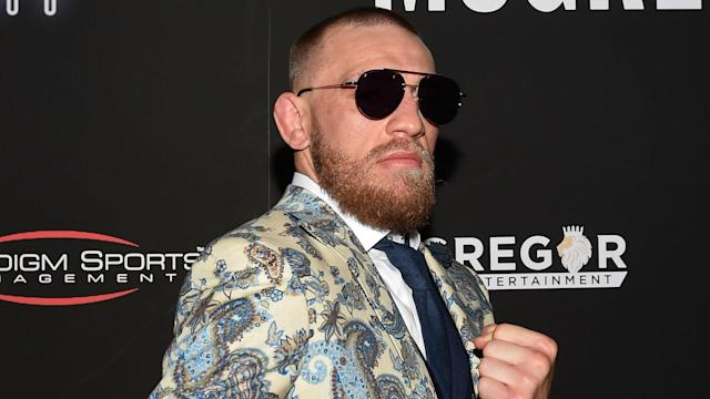Spending money and featuring in films will be more attractive to Conor McGregor than a UFC return, according to Tyron Woodley.