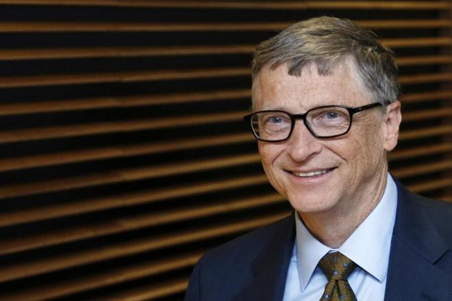 Bill Gates has a new favorite book that is 'optimistic and terrific'