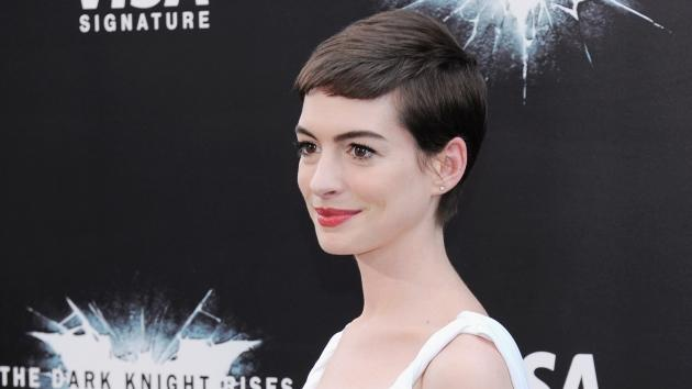 Anne Hathaway's The Dark Knight Rises Premiere: Catwoman Was 'An Incredible Role!'  -- Getty Images