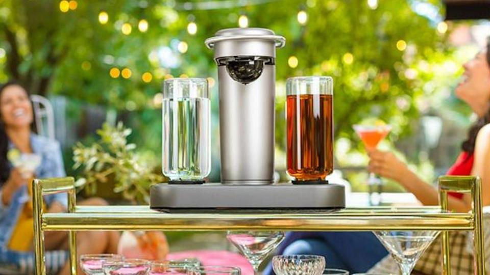 The Bartesian Cocktail Machine is on sale for a stellar price.