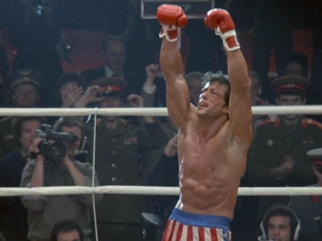 rocky for creed