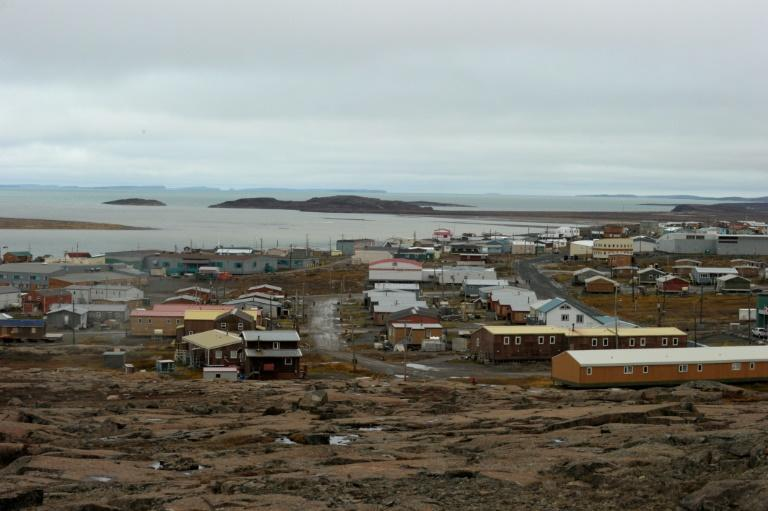 Towns like the Inuit hamlet of Kugluktuk, Nunavut, Canada, are directly impacted by global warming and are already seeing melting of permafrost