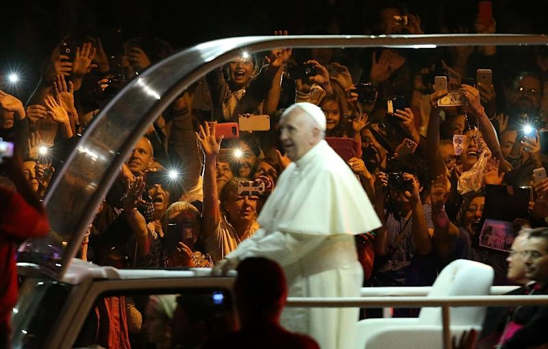 A New Jersey teen plotted to kill Pope Francis as he visited Philadelphia, Pennsylvania in 2015