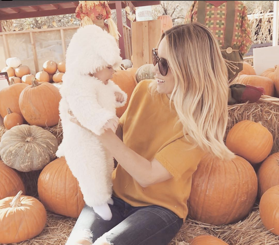 """<p>Lauren Conrad and her husband William Tell welcomed their son, Liam James Tell, in July 2017. """"I <span class=""""redactor-unlink"""">always hoped I would have a boy</span>,"""" she told <em><a href=""""http://people.com/babies/lauren-conrad-baby-son-liam-exclusive-photos/"""" rel=""""nofollow noopener"""" target=""""_blank"""" data-ylk=""""slk:People"""" class=""""link rapid-noclick-resp"""">People</a></em>. """"Boys are so fun. I was a tomboy, and I always play best with boys. When <span class=""""redactor-unlink"""">we found out</span>, I was so excited.""""</p>"""