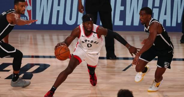 Basket - NBA - Play-offs NBA: Les Toronto Raptors dominent les Brooklyn Nets (134-110)