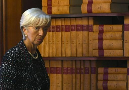 Rising protectionism, uncertainty threatens global growth: Lagarde