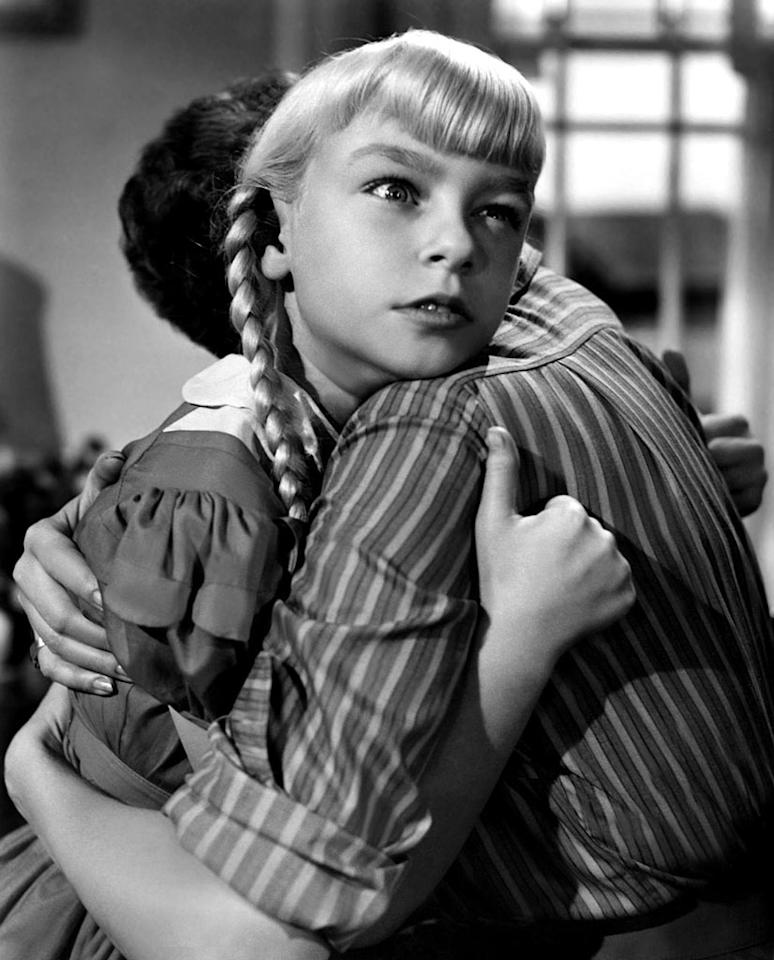 "Patty McCormack - Age 11 ""The Bad Seed"" (1956)"