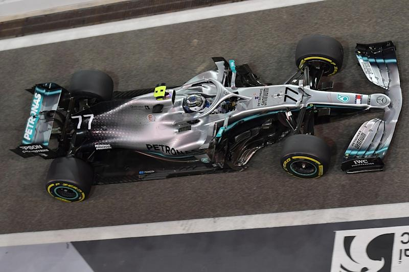 Bottas gets second new engine for Abu Dhabi GP
