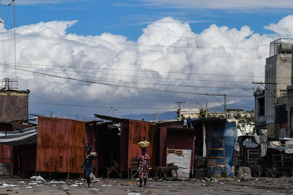 <p>This is the latest in a string of violent kidnappings which have shaken the Carribean country </p> (AFP via Getty Images)