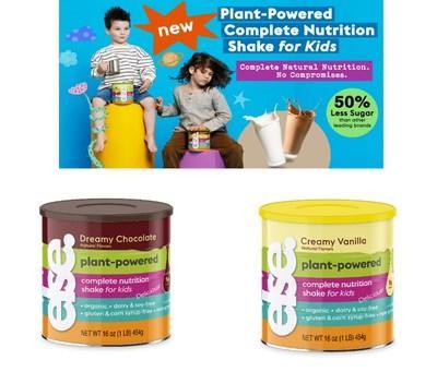 Kids Shake Launch (CNW Group/Else Nutrition Holdings Inc.)