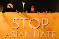 The shootings in Georgia come amid a spate of anti-Asian hate crimes in the United States since the beginning of the pandemic