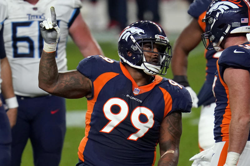 Battered Broncos piling up injuries with all those losses