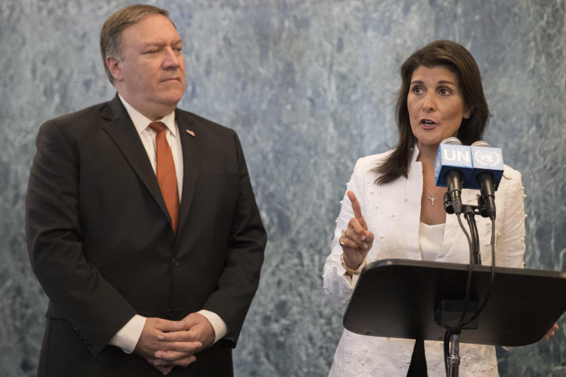 US calls UN meeting on undermining North Korea sanctions