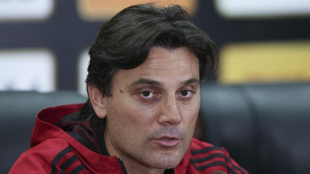 Montella backs 'fired up' AC Milan to 'raise the bar'