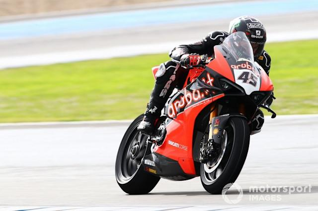 "Scott Redding, Aruba.it Racing Ducati <span class=""copyright"">Gold and Goose / Motorsport Images</span>"